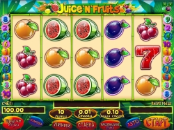 Juice'n'Fruits - Slot